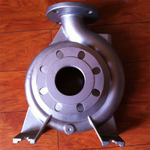 OEM Sand Casting Iron Gate Valve Body pictures & photos