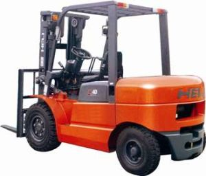 H2000 Series 4-5t I. C. Counterbalanced Forklift
