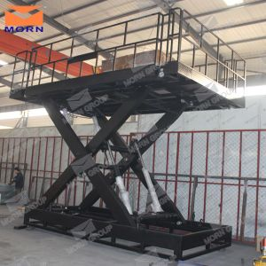 4t Single Scissor Table with Ce Approved pictures & photos