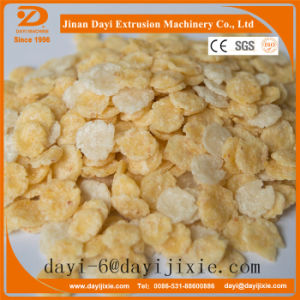 Breakfast Cereal Cornflakes Food Extruder Process Line pictures & photos
