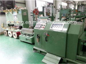High Frequence Wire Single Twisting Stranding Machine Production Line pictures & photos