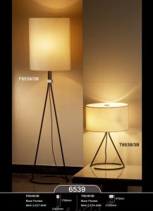 Modern White Painted Table Lamp Light pictures & photos