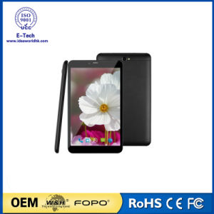 8 Inch Quad Core Sc7731 Android 5.1 Dual SIM 3G Phone Call Tablet PC pictures & photos