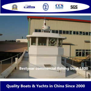 Bestyear Commercial Fishing Boat 1800 pictures & photos