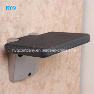 Rectangle Foldable Shower Seat Wall Seat Black Wall Chair pictures & photos