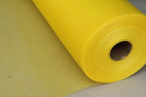 Coated Alkali-Resistant Fiberglass Mesh Cloth 80G/M2 pictures & photos