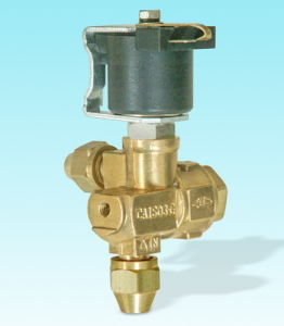 Fuel Solenoid Valve with Filter (CA1W03-G) pictures & photos