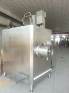 China Frozen Meat Grinder 1-6t/H pictures & photos