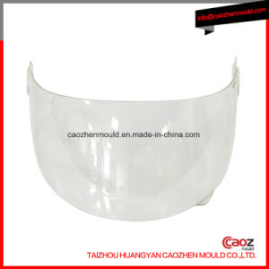 Plastic Visor Mould for Full Face Helmet Fitment