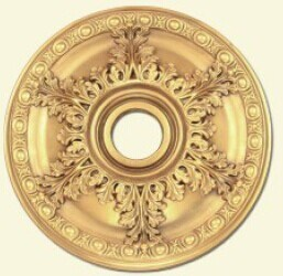 Polyurethane Lighting Medallion Ceiling Medallion pictures & photos