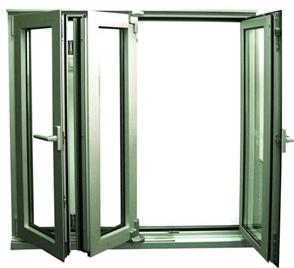 Aluminium Folding Door (Model 08)