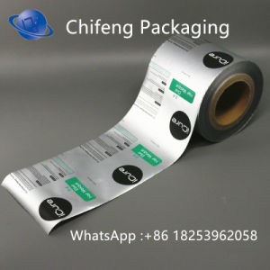 Food Packaging Plastic Roll Film pictures & photos
