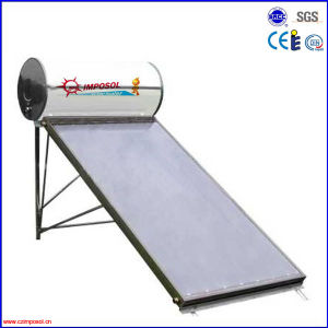 Compact Flat Plate Solar Water Heater Collector pictures & photos