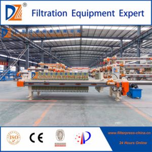 Dazhang Dewatering Automatic Chamber Filter Press Equipment pictures & photos