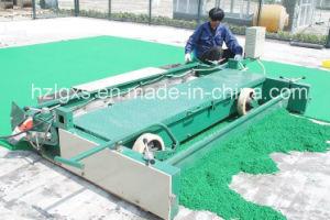 EPDM Granules Rubber Flooring Spreading Machine (TP-J-2.5) pictures & photos