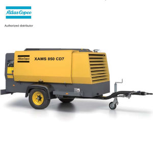 Xahs710 (20.6m3/min 12bar) Atlas Copco Portable Air Compressor