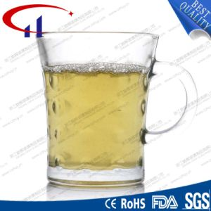 210ml Good Quality Glass Water Cup (CHM8164) pictures & photos