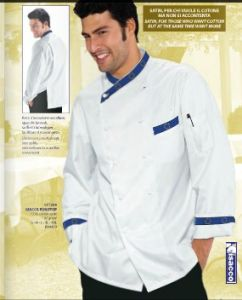 New Styles and Comfortable Chef Uniform for Autume or Spring --Chef Jacket--Ptsh-CH05 pictures & photos
