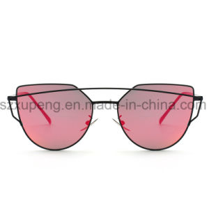 Wholesale Fashionable Mirror Lens Personality Metail Sunglasses