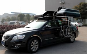 Auto Car Roof Box Car Wheelchair Topper From China to Stow Foldable Wheelchair pictures & photos