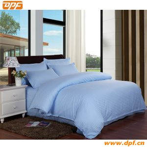 Single/Double/Queen Standard Hotel Bed Linen Bedding Set (MIC052633) pictures & photos