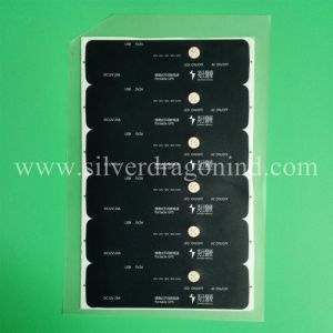 PC Sticker for Panel Use pictures & photos