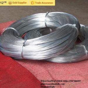 Hot DIP Galvanizde Wire Galvanzied Wire, Galvanized Iron Wire pictures & photos