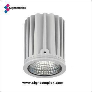 7W COB 50mm LED Spot pictures & photos