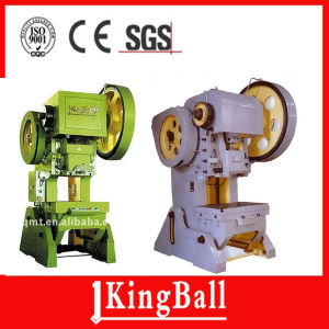 China Kingball Hydraulic Punching Machine Power Press J23-25 Manufacture pictures & photos