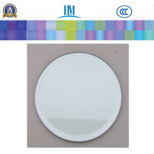 Round/Rectangular Siliver Glass Mirrors for Bathroom/Decorative Mirror pictures & photos