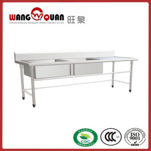 Wholesale Stainless Steel Sink with Single Compartment/ Bowl pictures & photos
