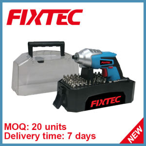 Fixtec Power Tools 4.8V Screwdriver, Cordless Tool Set (FSD04801) pictures & photos