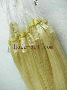 100% Human Hair/ Micro Ring Loop / Per Bonded Hair Extension