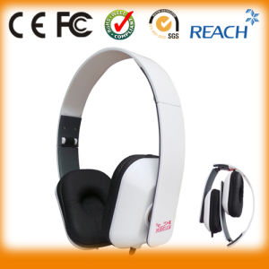 Clear Color/Custom Logo Stereo Headphone pictures & photos