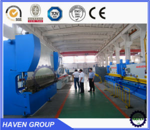 Good Quality Fully Automatic Hydraulic Press brake for Sale pictures & photos