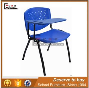 China Cheap School Classroom Plastic Skeching Tablet Chair (SF-38S) pictures & photos