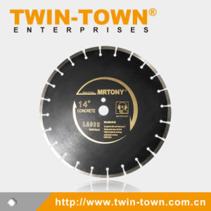 Laser Welded Diamond Saw Blade for General Purpose