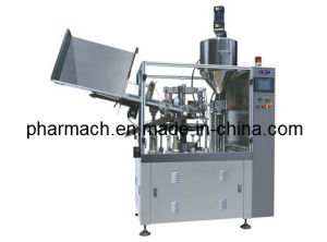 Qggf-60z-C Soft Metal Tube Loading and Sealing Machine pictures & photos