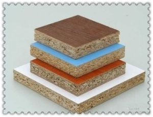 Melamine Laminated Particle Board