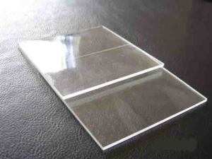 Fireplace Borosilicate 3.3 Float Glass Sheet pictures & photos