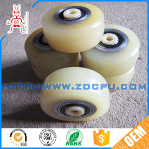 OEM Plastic Large and Small V Belt Pulley pictures & photos