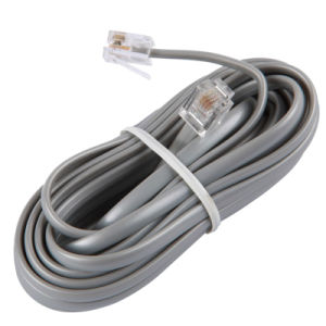 4 Core Cooper Core Flat Telephone Cable