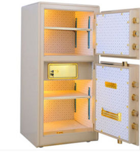 Z120s Luxury High Quality Double Door Safe for Home&Office Use pictures & photos