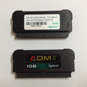 Apacer Admii 44pin IDE Flash Dom 1GB Disk on Module pictures & photos