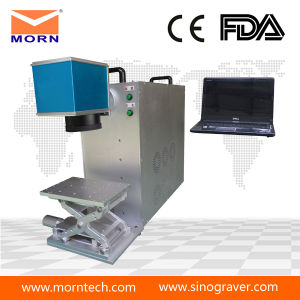 Mini Metal Laser Marking Machine pictures & photos