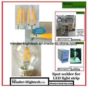 LCD Series Portable Spot Welder Mddl1000/2000/3000 & Mdhdp-32 pictures & photos
