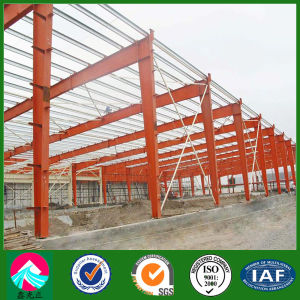 Steel Structure Buildiing with Painted (XGZ-SSB097) pictures & photos