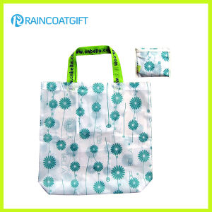 Promotional Foldable Nylon Shopping Bag (RB0415-06) pictures & photos