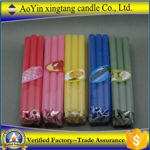 Wholesale Cheap Color Wax Stick Candle Hot Sell in Middeast pictures & photos