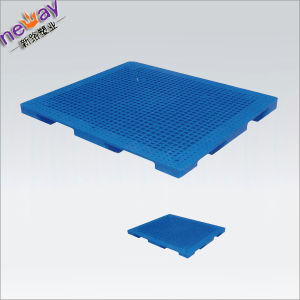 High Quality Dpp Damp Proofing 1200*1000*140 Plastic Pallet pictures & photos